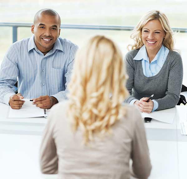 no sweat job interview