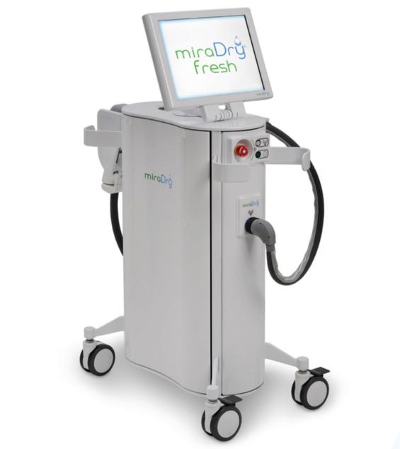 miraDry fresh system