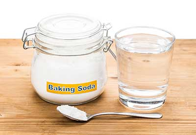 baking soda cornstarch